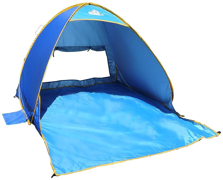 Outdoorsman's Automatic Pop Up Beach Tent