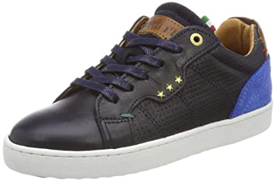 Pantofola d'Oro Jungen Vasto Ragazzi Low Sneaker, Blau (Dress Blues), 39 EU