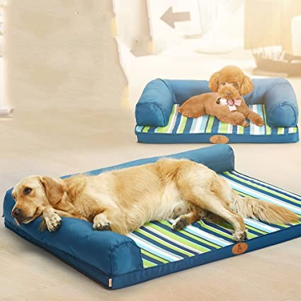 ZB Kennel Dog Mat Medium Dog Perro Grande Warm Dog Pet Supplies Uso de Invierno Puede