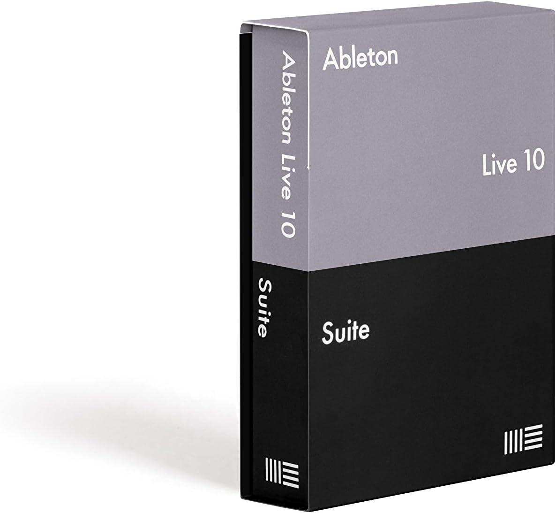 Ableton Live 10 Suite Multitrack Recording Software