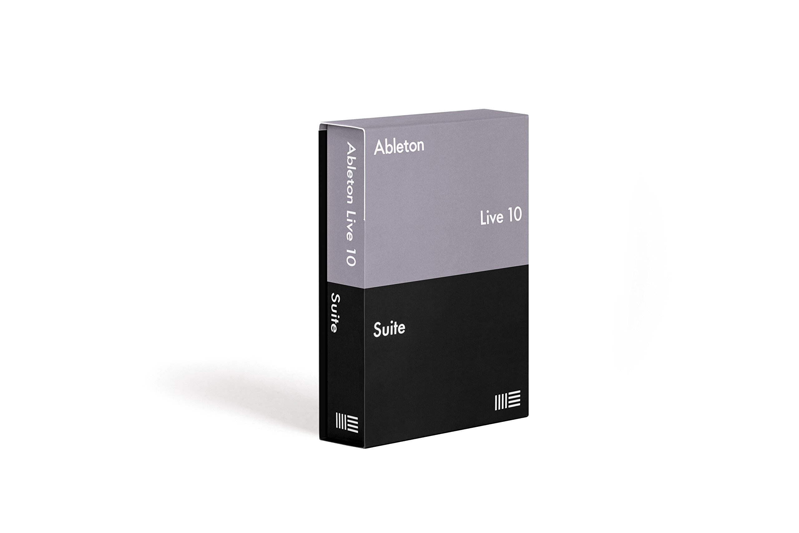 Ableton Live 10 Suite Multitrack Recording Software by Ableton