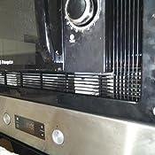Micel Vega 94503 - Marco microondas 600x400mm ne: Amazon.es: Hogar