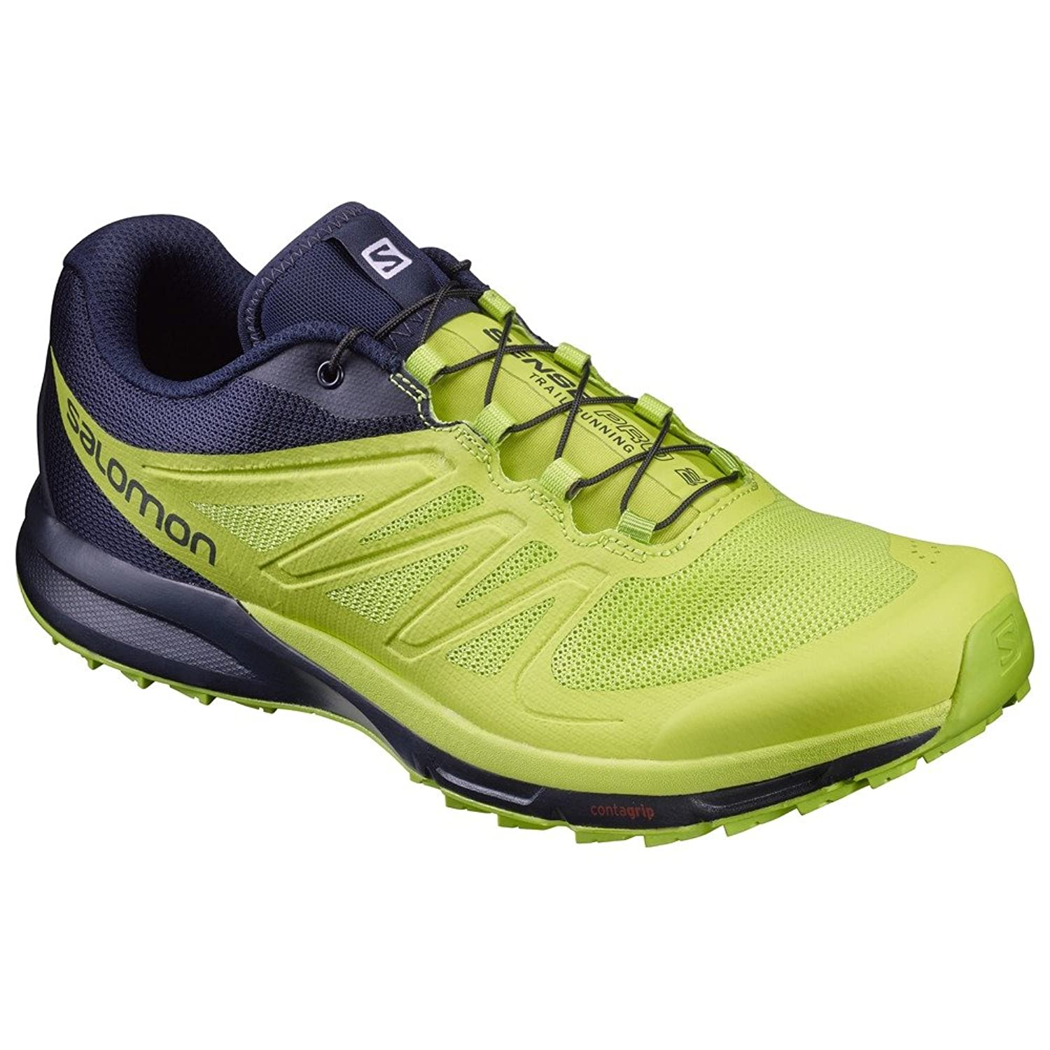 Salomon Men's Sense Pro 2 Shoes & Quicklace Bundle