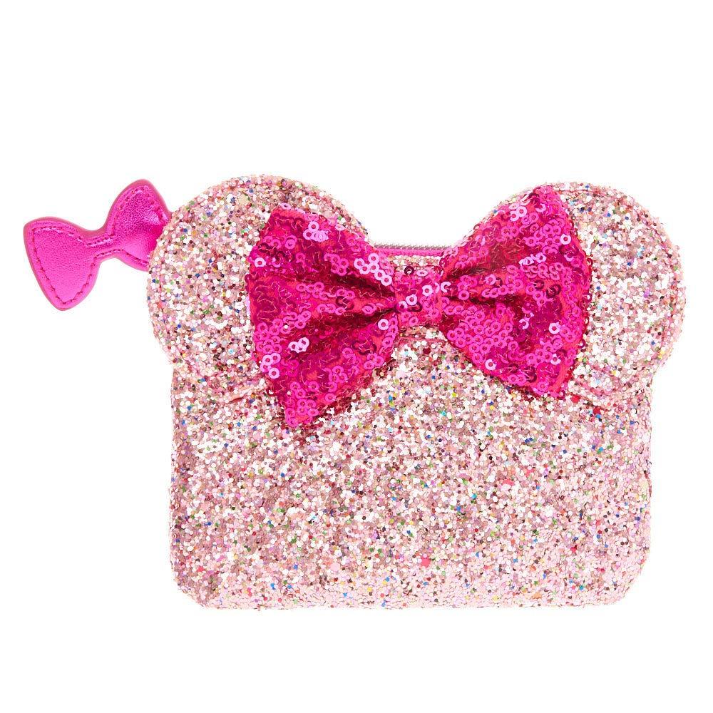 Disney Claires Minnie Mouse - Monedero para niña con orejas ...