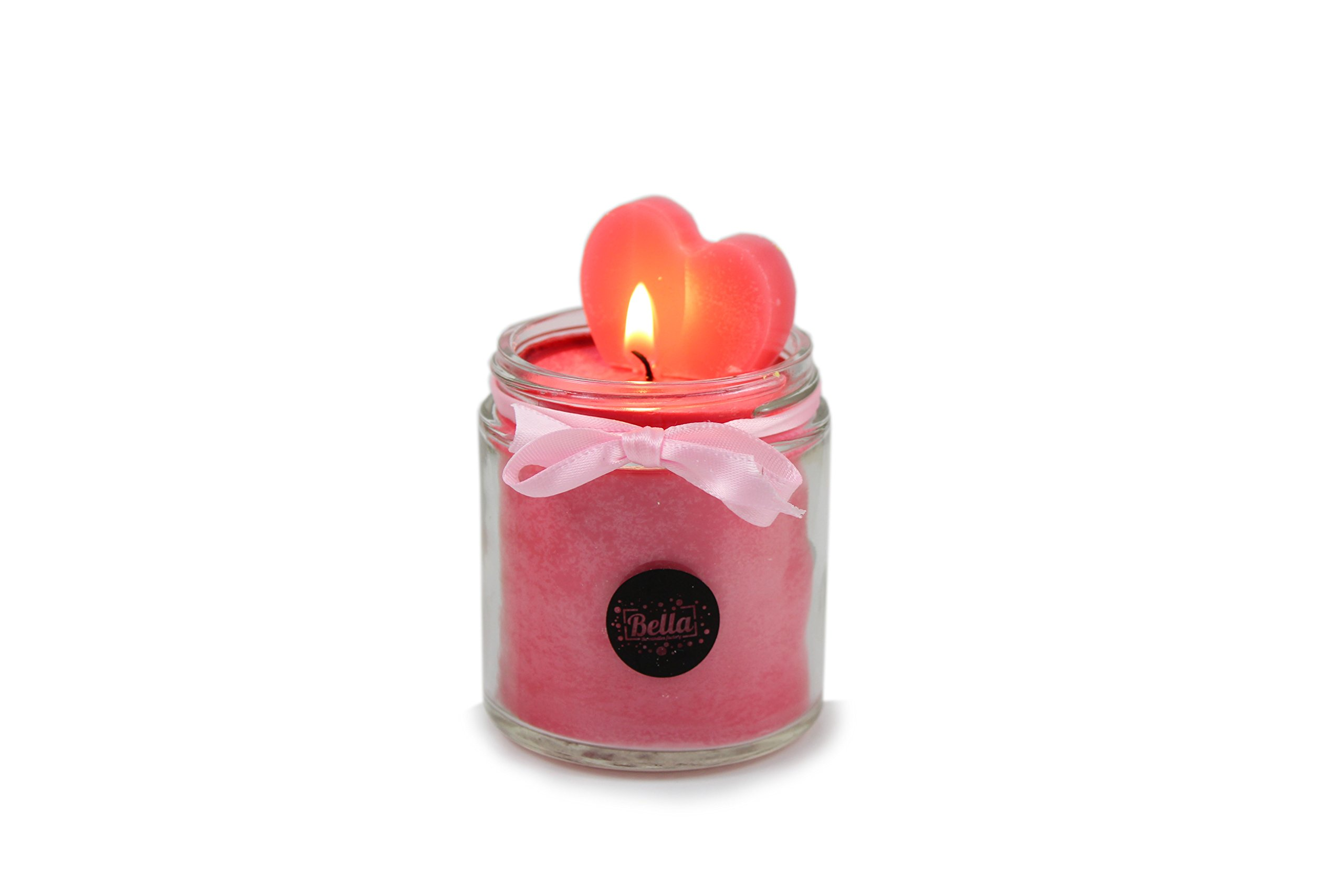 Bella Candle Factory My Sweet Love Handmade Candles – Fun Designer Scented Candles