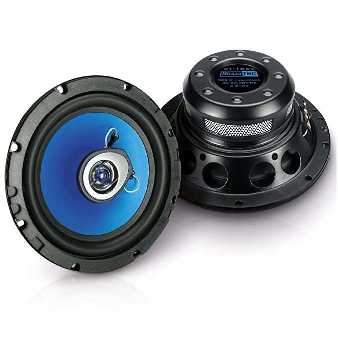 Renault Kangoo Sinustec Lautsprecher 100mm Koax Armaturenbrett oder Seiten Heckbereich 97-07