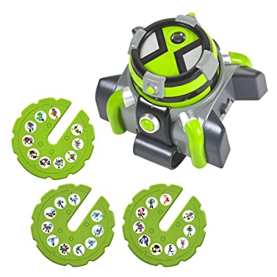 Ben 10 Season 3 Alien Projection Omnitrix: Toys & Games