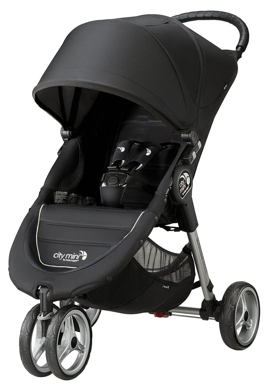 baby jogger(ベビージョガー) 3輪 ベビーカー city mini シティミニ ブラック/グレイ BK 2022275 本体 ブラック/グレイ B074WBSJ1P