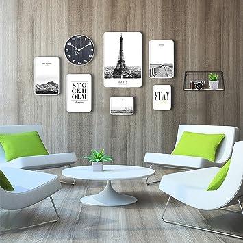 Amazoncom Si Yu Dww Photo Frame Collage Creative Photo Wall