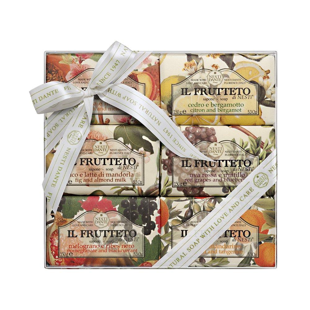 NESTI DANTE Il Frutteto Collection, Soap 6 x 150 g 1710604 1710604/set6
