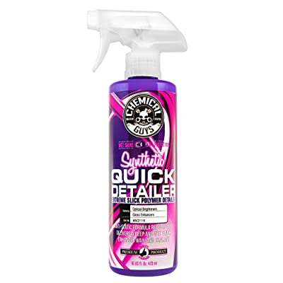 Chemical Guys WAC21116 Synthetic Quick Detailer, 16 fl. oz: Automotive