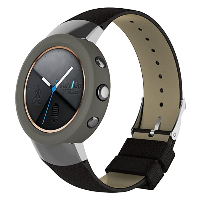 Amazon.com: For Zenwatch 3 Case Cover / Band Cover ...