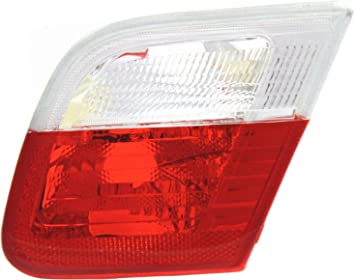Drivers Back-Up Backup Light Lid Mounted Lamp Replacement for BMW Coupe Convertible 63218364727