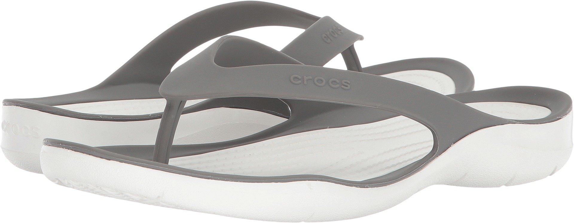a23a844b82edf Crocs Women s Swiftwater Flip-Flop