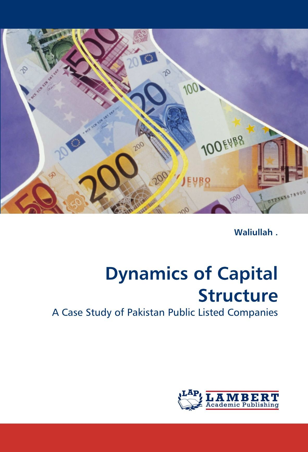 Download Dynamics of Capital Structure: A Case Study of Pakistan Public Listed Companies pdf
