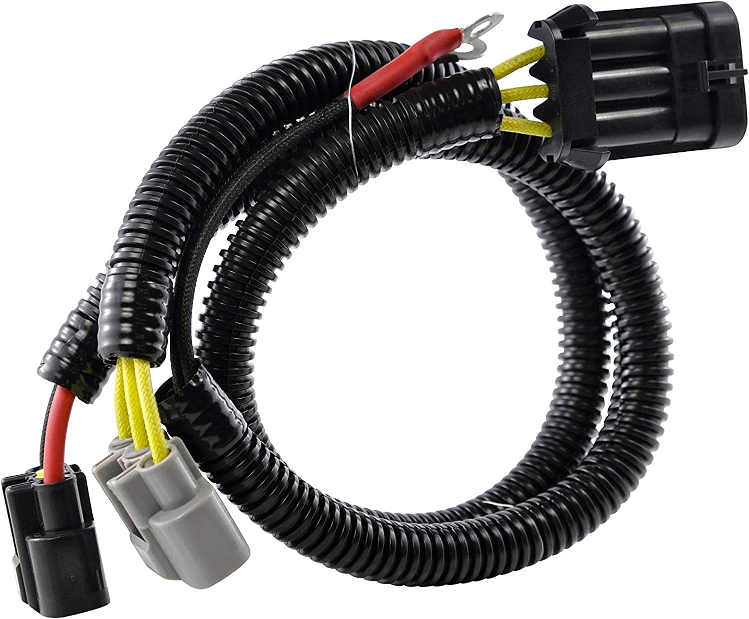 4015229//4016868 General 1000 ACE 325 570 2012-2018 OEM Repl.# 2206367//4013904 4014029//4014856 Conversion Harness for Polaris Recall Ranger//RZR 570 900 1000