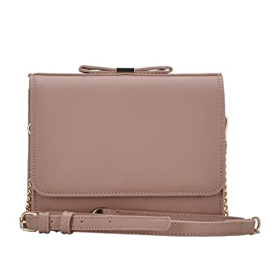 2019 professional highly coveted range of look out for Miztique Emma Crossbody Bag: Taupe - Nude BGT-2912: Handbags ...