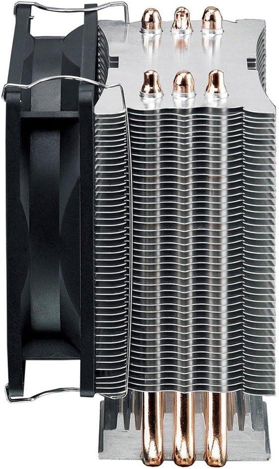 Tacens 4GELUSLITEIII+ - Refrigerador de ordenador (compatible AM4 ...