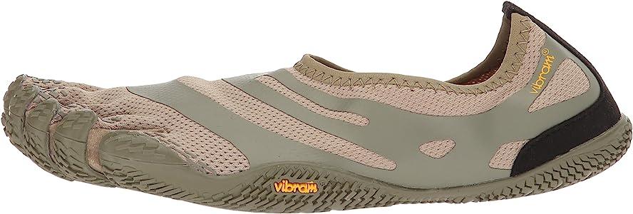 Vibram FiveFingers El- x, Zapatillas de Deporte para Hombre, Beige (Khaki/Coyote Khaki/Coyote), 47 EU: Amazon.es: Zapatos y complementos
