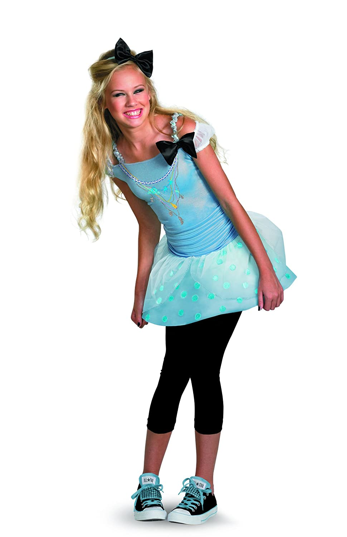 Amazon.com: Disguise Limited Girls\' Disney Cinderella Tween Costume ...