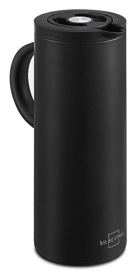 SILBERTHAL Jarra térmica Cafe 1 litro | Termo Cafe Grande | Termo ...