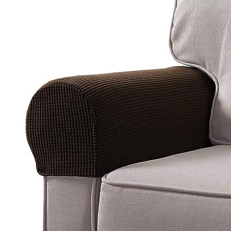 leking sofa armrest cover double sided arm cap for armchairs sofa rh amazon co uk sofa arm covers ikea sofa arm covers square