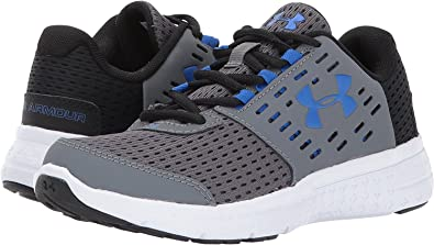df8d6b911bde Amazon.com  Under Armour Womens Micro G Motion Canvas Low Top Lace Up  Running Sneaker  Shoes