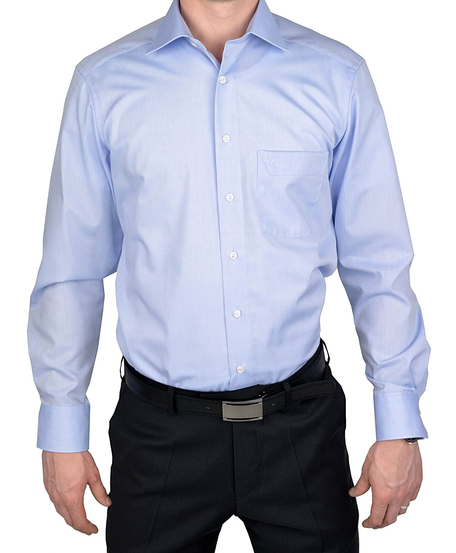 MODERN Marvelis-Shirt-Fit (Slim Fit) 4704-69-11 Light Blue Extra Long Arm