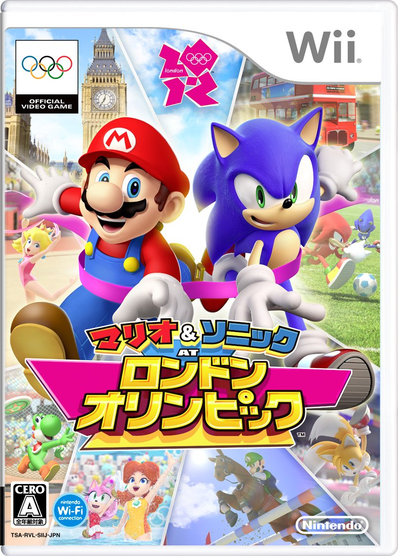 Mario & Sonic at the London 2012 Olympic Games [Japan Import]