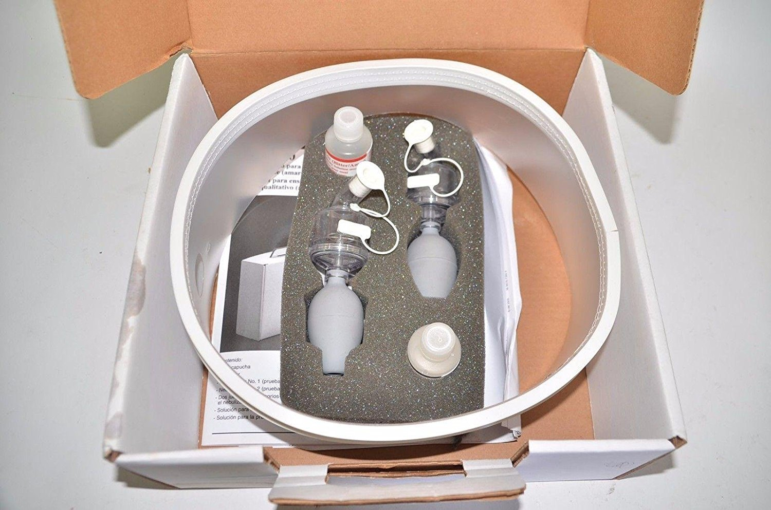 3M Health Care FT-30 Qualitative Respiratory Fit Test Apparatus, Bitter Solution