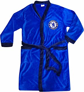 Official Chelsea FC Adults Unisex Dressing Gown/Robe