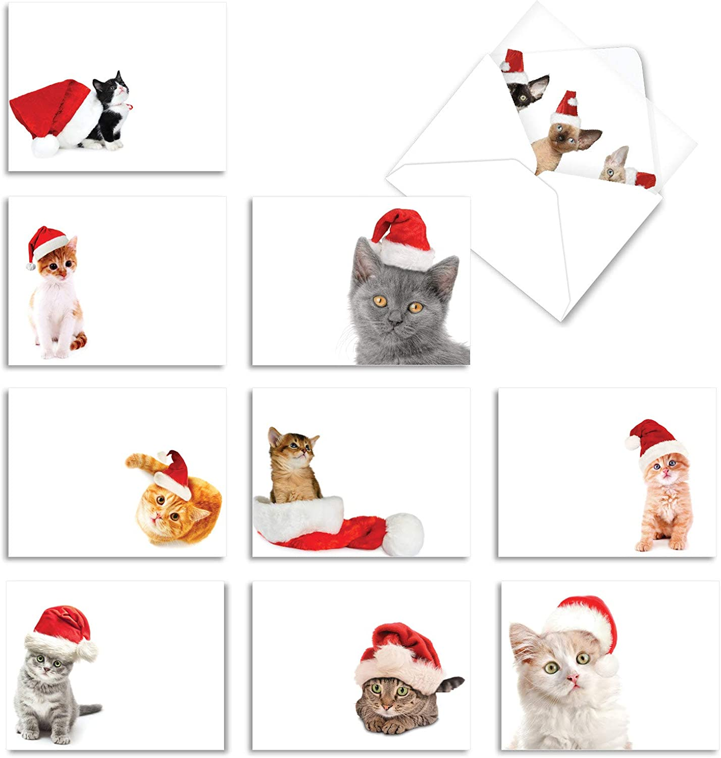 """9/""""x6.25"""" Daddy/' Christmas Card Xmas Dog Design /'Just For You"""