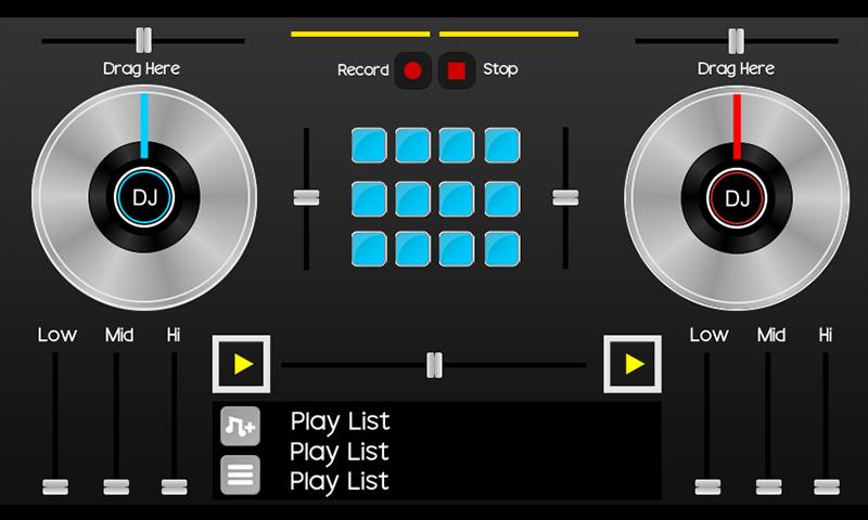 Amazon com: Pro Virtual Dj Control - DJ Studio Premium: Appstore for