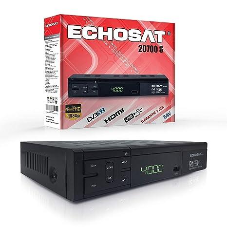 Echosat - Receptor de satélite Digital