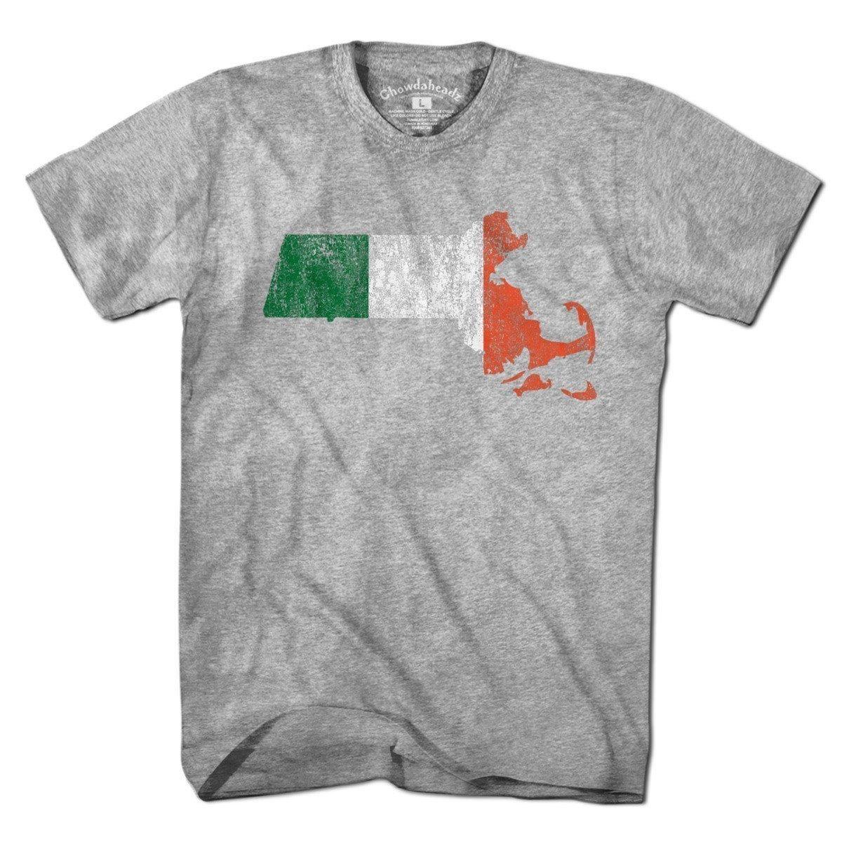 全てのアイテム Irish Irish Massachusetts Tシャツ 3XL 3XL Massachusetts B0195S98YQ, ラスティーボルト:a9b5cfbf --- a0267596.xsph.ru