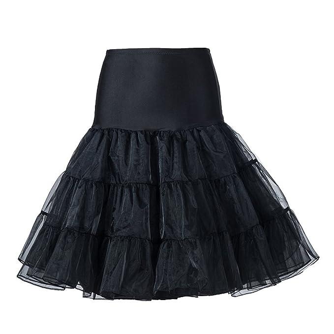 50 s Petticoat Underskirt Retro Vintage Swing 1950 s Rockabilly White 8e67129a709b