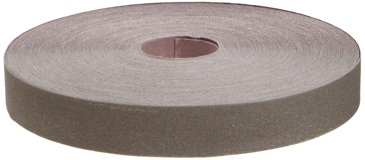 150 Grit 3M Utility Cloth Roll 211K Pack of 1 1 Width x 50yd Length Aluminum Oxide