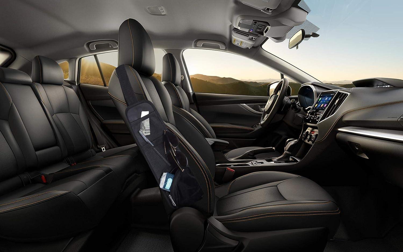 Lebogner Car Side Seat Organizer Auto Front Seat Organizer