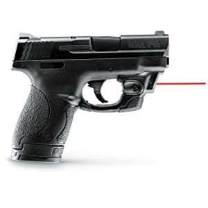 5. Centerfire Laser (Red) for Use on S&W Shield, 9mm/.40S&W