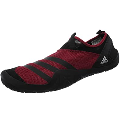 4c54e8c3fa62 adidas Men s Climacool Jawpaw Slip On Water Shoes red red  Amazon.co.uk   Shoes   Bags