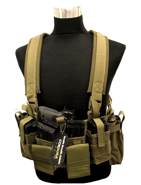 FLYYE LBT M4 Tactical Chest Vest CB B00Z66HI0S