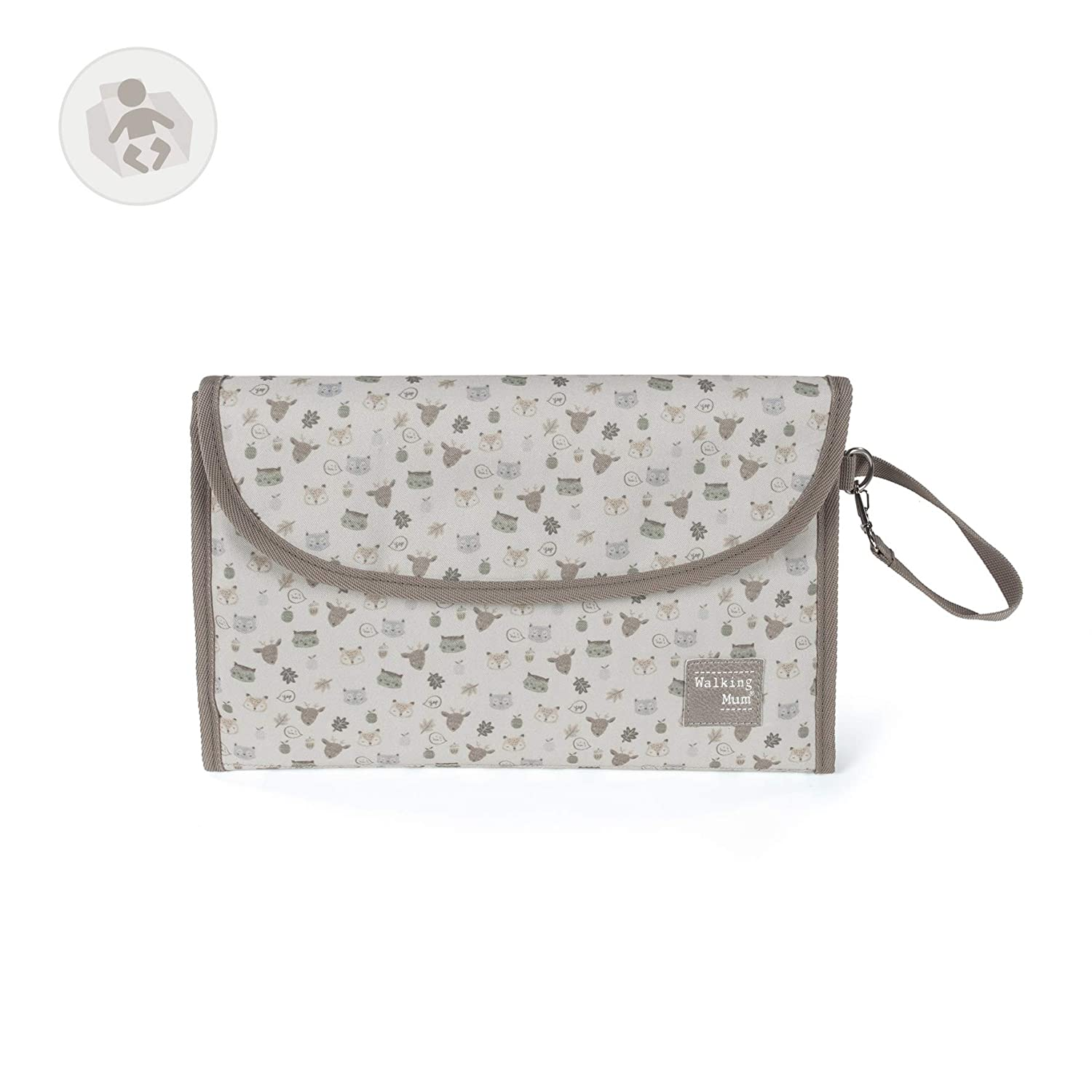 Walking Mum 36181 Cambiador//organizador happy animals unisex ha