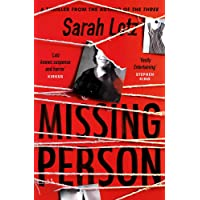 Missing Person: 'I can feel sorry sometimes when a books ends. Missing Person was one of those books' - Stephen King