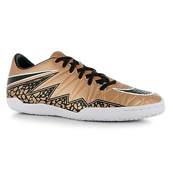 online store 43a09 6ee47 NIKE Hypervenom Phelon pour homme 2 Chaussures de Football en Salle Futsal  Ballon de football Rouge