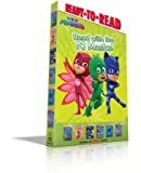 Read with the PJ Masks!: Hero School; Owlette and the Giving Owl; Race to the Moon!; PJ Masks Save the Library!; Super…