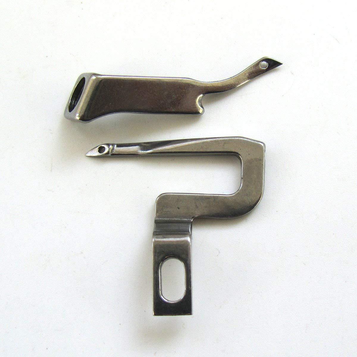 Right CKPSMS Brand fit for Singer 4U12,14U12A,14U234,14SH644,14SH654 fit for Pfaff 756 Upper Looper-410434 1PCS #410434 Upper Looper