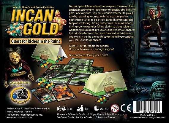 Amazon.com: Oro Inca: búsqueda de riquezas en las ...