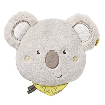 Fehn - Cojín de huesos de cereza gris Koala: Amazon.es: Bebé