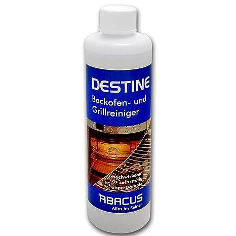 Destine 500 ml (2130) – Limpiador del Horno Horno limpiador Horno limpiador backblechreiniger Sartén