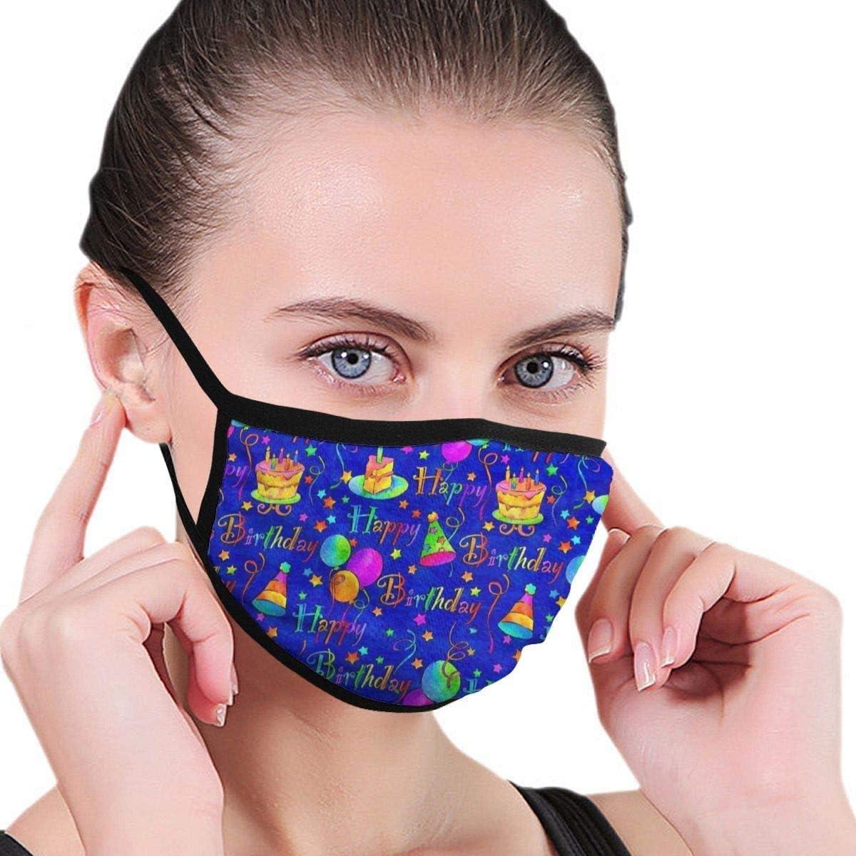 Elastische Ohrmuschel-Gesichtsmaske f/ür das Skifahren im Freien Unisex atmungsaktive Mundmasken Anti-Staub-Schutzh/ülle f/ür das halbe Gesicht Handzeichnungschemie